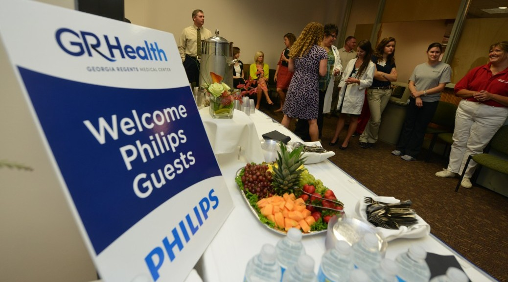 Medical Center signs $300 million alliance with Philips