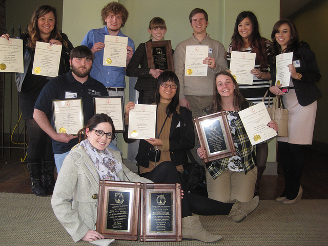 Bell Ringer GCPA Awards