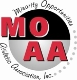 Minority Opportunities Athletic Association (MOAA) logo
