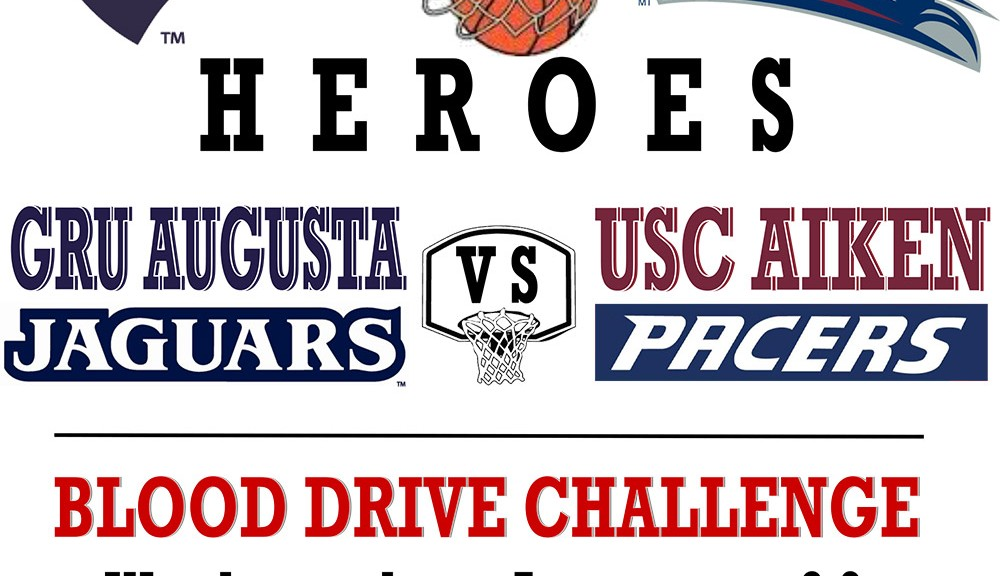 Hoops for Heroes Blood Drive
