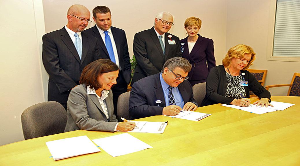 GRU - Board of Regents Signing