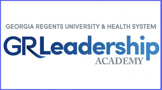 GRU Leadership Academy logo greport