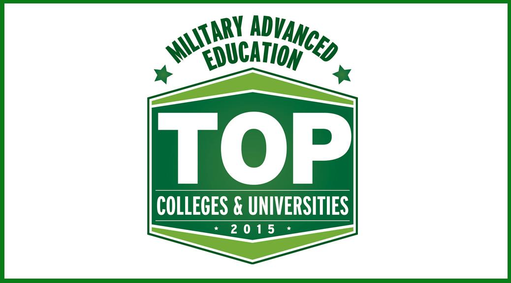 Military Advanced Educaiton 2015 greprot