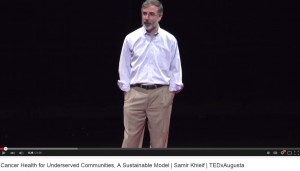 TedxAugusta Khleif