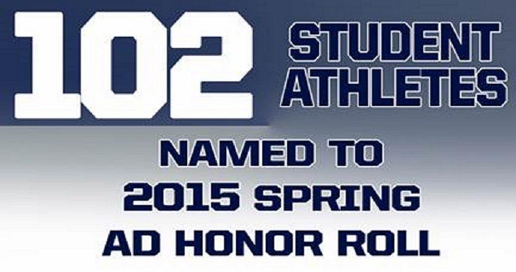 102 student athletes