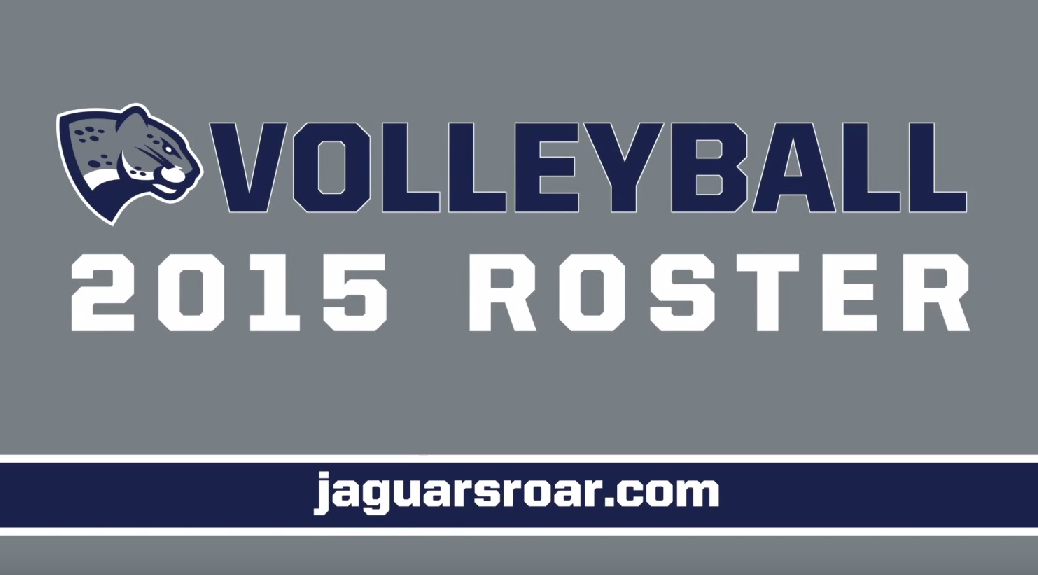 Jags Volleyball 2015