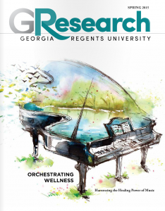 GResearch Spring 2015 cover