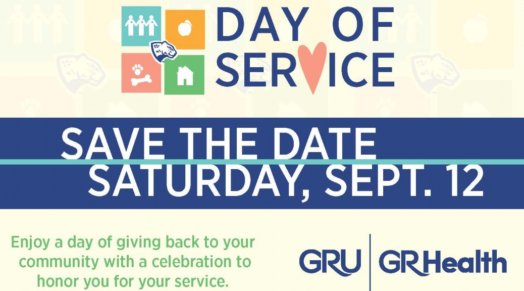 e02077795886 Save the Date  Day of Service 2015