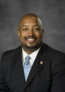 Quincy Byrdsong_EdD_Associate Vice President for Health Sciences